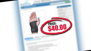 Copper Fit Wrist TV Spot, 'Customized Support' - Thumbnail 8