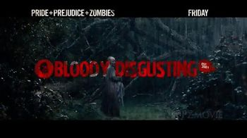 Pride and Prejudice and Zombies - Alternate Trailer 16