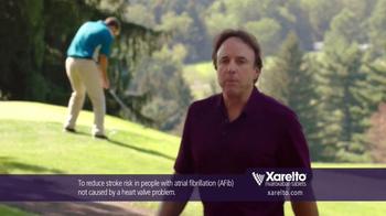 Xarelto TV Spot, 'In Common' Ft. Kevin Nealon, Chris Bosh, Arnold Palmer - Thumbnail 2