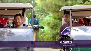 Xarelto TV Spot, 'In Common' Ft. Kevin Nealon, Chris Bosh, Arnold Palmer - Thumbnail 4