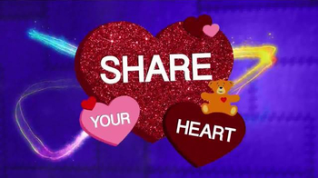 Build-A-Bear Workshop Valentine's Day TV Spot, 'Disney Channel: Share' - Thumbnail 6