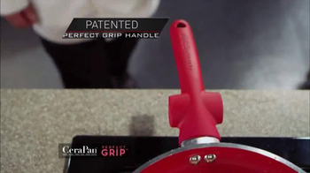 CeraPan Perfect Grip TV Spot, 'World's Best Grip and Cooking Surface' - Thumbnail 2