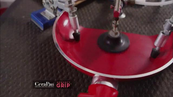 CeraPan Perfect Grip TV Spot, 'World's Best Grip and Cooking Surface' - Thumbnail 4