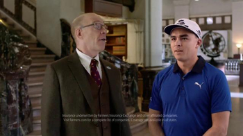 Farmers Insurance TV Spot, 'Romantic Rodent' Featuring Rickie Fowler - Thumbnail 9