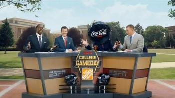 Coca-Cola Zero TV Spot, 'Prediction' Featuring Desmond Howard, Lee Corso - Thumbnail 10