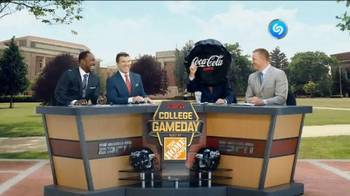 Coca-Cola Zero TV Spot, 'Prediction' Featuring Desmond Howard, Lee Corso - 1 commercial airings