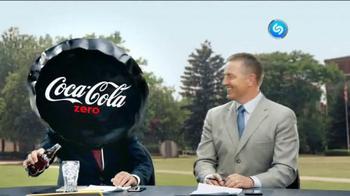 Coca-Cola Zero TV Spot, 'Prediction' Featuring Desmond Howard, Lee Corso - Thumbnail 5