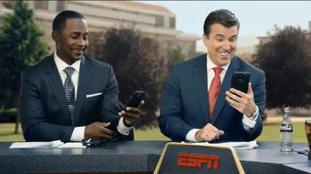 Coca-Cola Zero TV Spot, 'Prediction' Featuring Desmond Howard, Lee Corso - Thumbnail 9