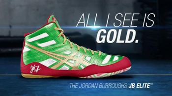 ASICS JB Elite TV Spot, 'Gold' Ft. Jordan Burroughs - Thumbnail 4