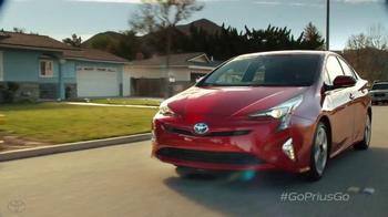 Toyota Prius Super Bowl 2016 TV Spot, 'Heck on Wheels' - Thumbnail 4