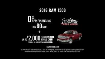Ram Truck Month TV Spot, 'Urban Race' Song by Pop Evil - Thumbnail 7