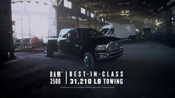 Ram Truck Month TV Spot, 'Urban Race' Song by Pop Evil - Thumbnail 3