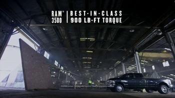 Ram Truck Month TV Spot, 'Urban Race' Song by Pop Evil - Thumbnail 4
