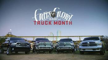 Ram Truck Month TV Spot, 'Urban Race' Song by Pop Evil - Thumbnail 6