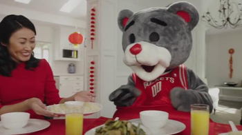 NBA TV Spot, 'Dining Table' Feat. Stephen Curry, Jeremy Lin, James Harden - Thumbnail 2