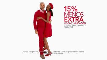 Macy's La Venta del Hogar TV Spot, 'Almohadas' [Spanish] - Thumbnail 9