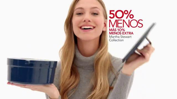 Macy's La Venta del Hogar TV Spot, 'Almohadas' [Spanish] - Thumbnail 5