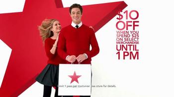 Macy's Super Saturday Sale TV Spot, 'Savings Pass: Merchandise' - Thumbnail 5