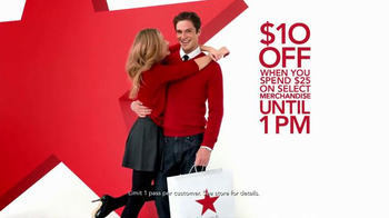 Macy's Super Saturday Sale TV Spot, 'Savings Pass: Merchandise' - Thumbnail 6