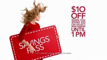 Macy's Super Saturday Sale TV Spot, 'Savings Pass: Merchandise' - Thumbnail 7