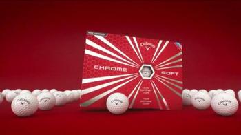 Callaway Chrome Soft TV Spot, 'The Ball That Changed the Ball' - Thumbnail 6
