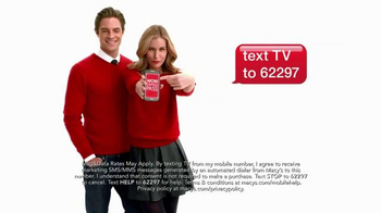 Macy's Super Saturday Sale TV Spot, 'Preview Friday' - Thumbnail 5