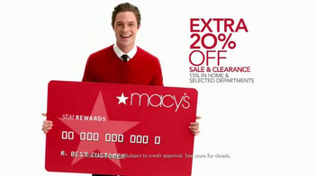 Macy's Super Saturday Sale TV Spot, 'Preview Friday' - Thumbnail 1