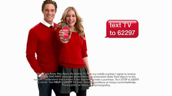 Macy's Super Saturday Sale TV Spot, 'Preview Friday' - Thumbnail 4