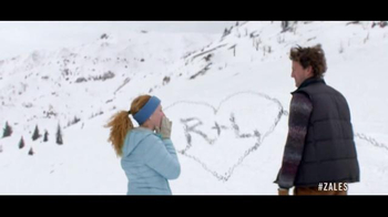 Zales Valentine's Day TV Spot, 'Snowshoeing: Valentine's Day: 30 Percent Off' Song by OK Sweetheart