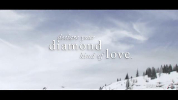 Zales Valentine's Day TV Spot, 'Snowshoeing: Valentine's Day: 30% Off' Song by OK Sweetheart - Thumbnail 6