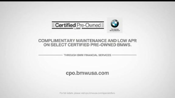 BMW Certified Pre-Owned TV Spot, 'Gemelos' - Thumbnail 9