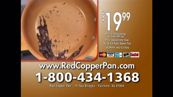 RedCopperPan.com TV Spot, 'Revolutionary' - Thumbnail 9