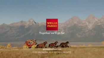 Wells Fargo TV Spot, 'Team Run' - Thumbnail 7