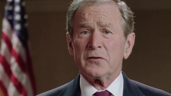 Right to Rise USA TV Spot, 'First Job' Featuring George W. Bush - 2 commercial airings