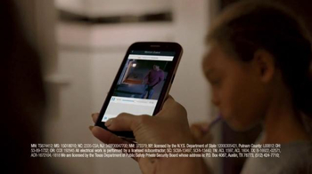 XFINITY Home TV Spot, 'Worry Disabled' - Thumbnail 4