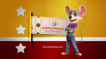 Chuck E. Cheese's TV Spot, 'Your Chucky Day' - Thumbnail 9