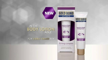 Gold Bond Ultimate Neck & Chest Firming Cream TV Spot, 'Scarf' - Thumbnail 10
