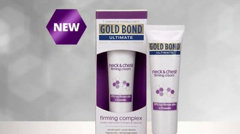Gold Bond Ultimate Neck & Chest Firming Cream TV Spot, 'Scarf' - Thumbnail 5