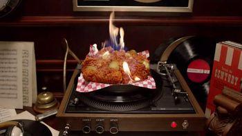 KFC Nashville Hot Chicken TV Spot, 'Not That Hot: Jim Gaffigan'