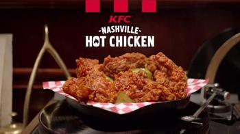 KFC Nashville Hot Chicken TV Spot, 'Not That Hot: Jim Gaffigan' - Thumbnail 8