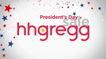 h.h. gregg Presidents' Day Sale TV Spot, 'TVs and Recliners' - Thumbnail 1