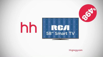 h.h. gregg Presidents' Day Sale TV Spot, 'TVs and Recliners' - Thumbnail 4