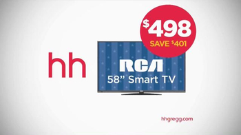 h.h. gregg Presidents' Day Sale TV Spot, 'TVs and Recliners' - Thumbnail 5