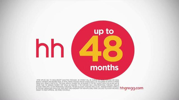 h.h. gregg Presidents' Day Sale TV Spot, 'TVs and Recliners' - Thumbnail 8