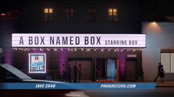 Progressive TV Spot, 'Box's B-Side' - Thumbnail 4