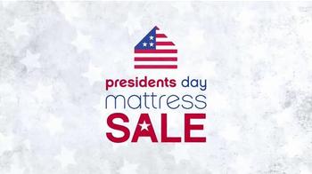 Ashley Homestore Presidents' Day Mattress Sale TV Spot, 'Shop Huge Savings' - Thumbnail 2