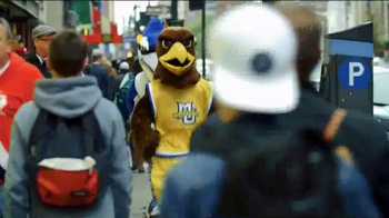 2016 Big East Tournament TV Spot, 'Mascot' - Thumbnail 1