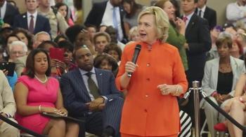 Hillary for America TV Spot, 'Children' - Thumbnail 7