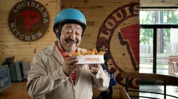 Popeyes TV Spot, 'Grupo turístico' con Alejandro Patino [Spanish]