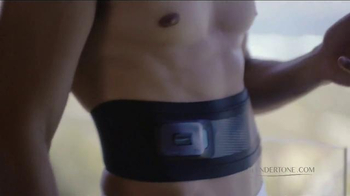 Slendertone Connect Abdominal Muscle Toner TV Spot, 'Control Abs' - Thumbnail 8